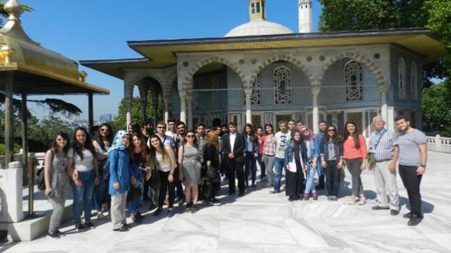Kırk Şehitler Diyarından Tarihi Yarım Adaya Ziyaret