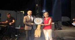 Başkan Yavuz'dan gazetemize teşekkür plaketi
