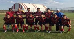 Pınarhisarspor hazırlık maçını kazandı: 3-1