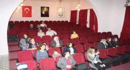 Pınarhisar'da Sağlıklı Yaşam, Beslenme ve Obezite ile Mücadele Semineri