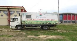 Pınarhisar'ın hava kalitesi seyyar araç ile ölçülecek