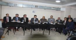 """""""Vatandaşlarla Buluşma Toplantısı"""" Cevizköy'de yapıldı"""