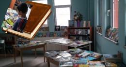 Halk Kütüphanesinden çocuklara müjde