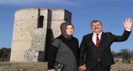 """Nedim Bars; """"Pınarhisar için hizmete devam"""""""