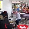 Pınarhisar Belediyesi Kandil Çöreği dağıttı