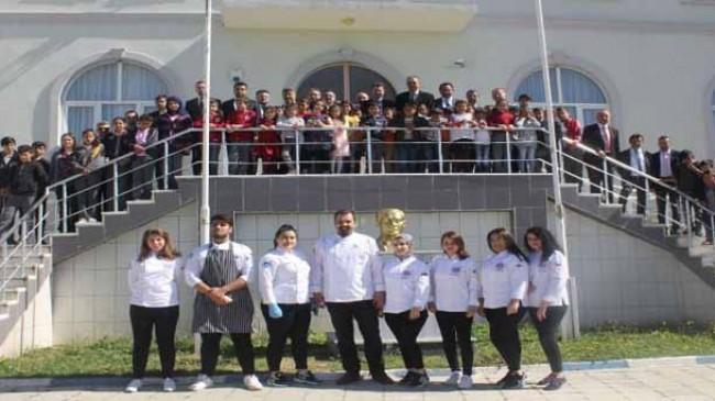 PMYO'da İlkokul ve Ortaokul Öğrencilerine kahvaltı