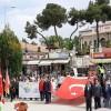 """Pınarhisar'da """"Gençlik Yürüyüşü"""" yapıldı"""