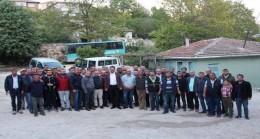 Başkan Talay işçilerle bir araya geldi