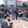 Üsküp'te geleneksel iftar gerçekleşti