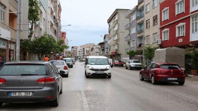 Pınarhisar Belediyesi; Trafik büyük ölçüde rahatladı