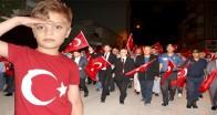 Pınarhisar 15 Temmuzu Unutmadı Unutturmadı