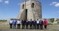 Vali Bilgin Pınarhisar'ı ziyaret etti