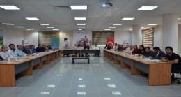 Başhekim Dr. Aylin Can 2. ASKOM toplantısına katıldı