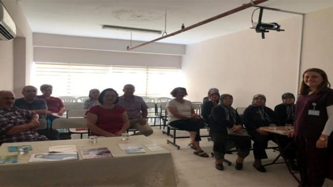 Pınarhisarlı diyabet hastalarına eğitim