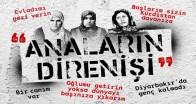 """Eğitim Bir Sen Pınarhisar; """"Anneler direniyor"""""""