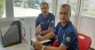 Pınarhisar Emniyeti'nden kan bağışına destek