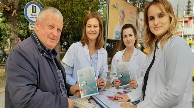 Pınarhisar'da Organ Bağışı Haftası etkinliği