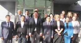 Pınarhisar Aile Sağlığı Merkezi inşaatına ziyaret