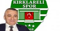 Vali Bilgin Kırklarelispor'un tur sevincine ortak oldu