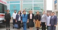 Müdür Cerit'ten Pınarhisar 112'ye ziyaret