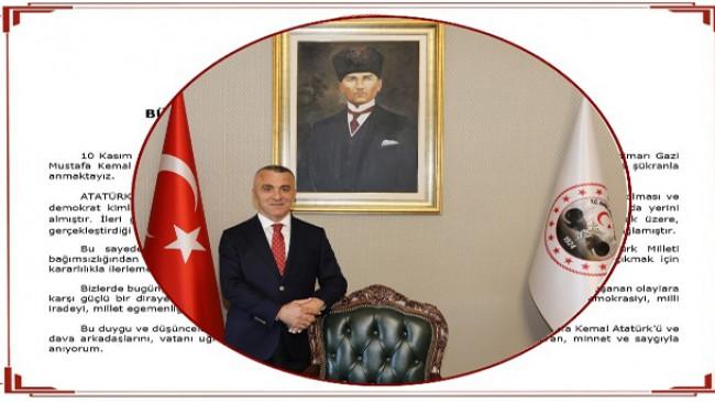 """""""Atatürk, tarih boyunca yetişen büyük önderlerden biri"""""""