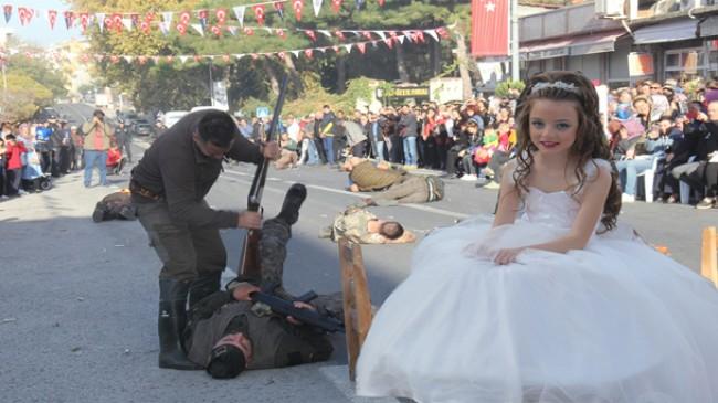 Pınarhisar'da kurtuluş coşkusu