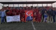 Ahmetbey Güvenspor'dan örnek davranış