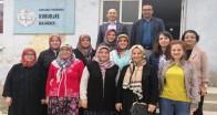 Pınarhisar'da kadın üreticilere Çiftçi Toplantısı