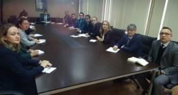 """Pınarhisar'da """"Haftalık Değerlendirme ve Koordinasyon Toplantısı"""""""