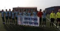 Pınarhisar Gençlik ve Spor Müdürlüğü'nden destek