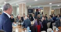 Pınarhisar Eğitim Bir Sen'den öğretmenlere yemek