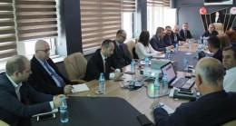 Müdür Tınmaz 2019 Yılı Değerlendirme Toplantısına katıldı