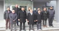 Vali Bilgin'den Pınarhisar ASM inşaatı incelemesi