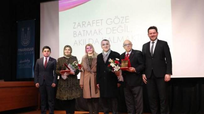 Vali Bilgin Pınarhisar'da Söyleşi programına katıldı
