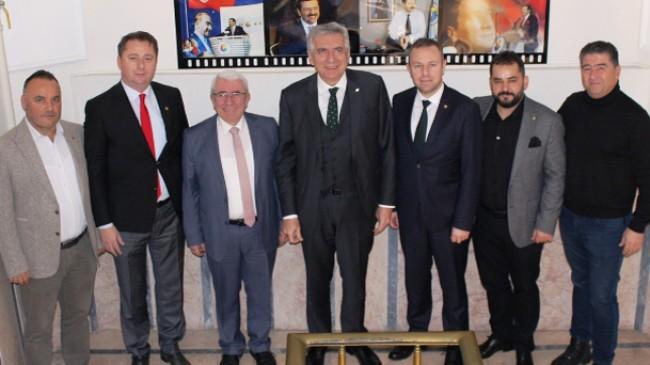 Pınarhisarlı İşadamı Ahmet Eroğlu da katıldı