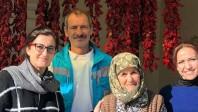 Cevizköy'lü Evde Sağlık hastalarına ziyaret