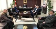 MHP'den Kaymakam Divli'ye ziyaret