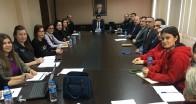 Pınarhisar'da yapılacak faaliyetler değerlendirildi