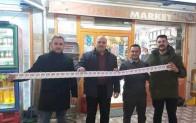 Pınarhisar CHP'den Kırklarelispor'a destek