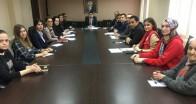 Pınarhisar'da gerçekleşecek faaliyetler görüşüldü