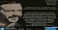 Ülkücü Şehit Fırat Yılmaz Çakıroğlu Şiir Yarışması düzenleniyor