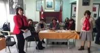 CHP Pınarhisar Kadın Kolları seçimi yapıldı