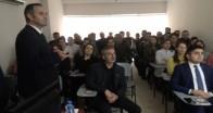 Pınarhisar'da bağımlılıkla mücadele anlatıldı