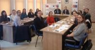 Pınarhisar'da Erasmus + Proje Değerlendirme Toplantısı