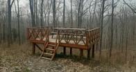 Piknik masaları boş kaldı