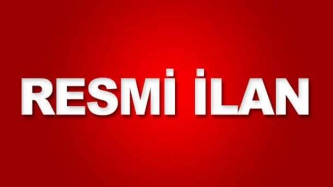 T.C. PINARHİSAR ASLİYE HUKUK MAHKEMESİNDEN ESAS NO:2019/518 KAMULAŞTIRMA İLANI