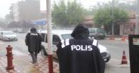 Polis ekipleri anında teyakkuza geçti