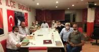 MHP'de corona sonrası ilk toplantı