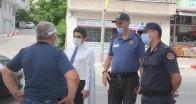 Pınarhisar'da denetimler devam ediyor