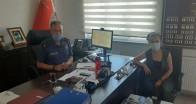 Pınarhisar Gazetesi'nden tebrik ziyareti